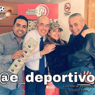 Ahora si nos la sacamos, ya compramos los billetes, Espacio Deportivo de la Tarde 15 de Enero 2019