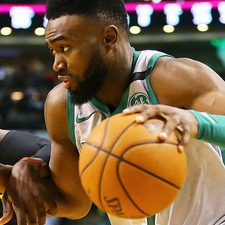 Celtics' Jaylen Brown Finds Unique Way To Spend Off Day
