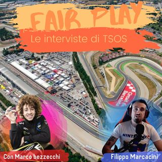 Marco Bezzecchi: Fair Play - Le interviste di TSOS