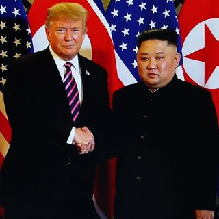 #25 On The Ground at the Trump Kim Summit in Vietnam   Traveling Dukes   China Unscripted