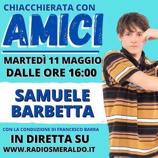 Samuele Barbetta | Intervista