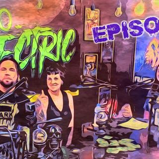Necro Electric EP 27 |Pleasure Party with guest Jenn Yakichcejka