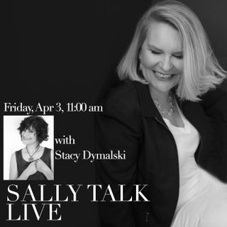 Guest Stacy Dymalski  Writer, Comedian and Story Consultant