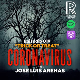 #019 Coronavirus | Trick or Treat