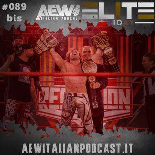 Elite Friday - Episodio 89-bis