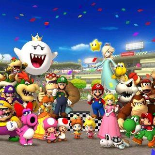 Mario Kart Wii Doku (Well...)