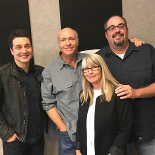Revving Up with Comedian Adam Ferrara
