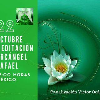 Meditación De Sanación Con El Arcángel Rafael (Llama Verde)