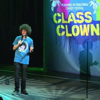 Youth Radio - Jackson Canny Class Clowns WA winner