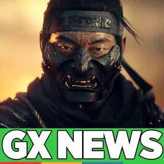 Película Ghost of Tsushima, juegos más vendidos en febrero, Genshin Impact recauda 1.000 millones - GAMELX NEWS 27