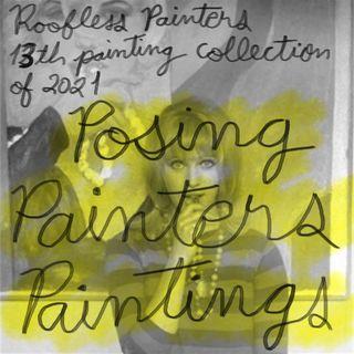 Posing Painters Paintings