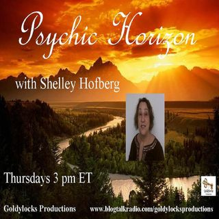 The Psychic Horizon Show ~ Special Guest: Carl Young ~ 28Sept2017