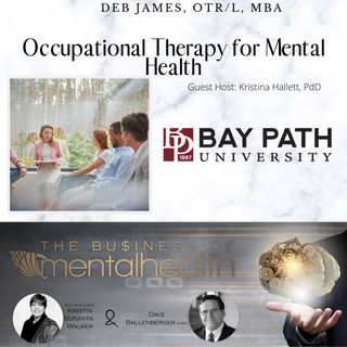Occupational Therapy for Mental Health