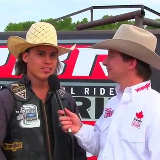 Special Guest: Professional Bull Rider Stetson Lawrence