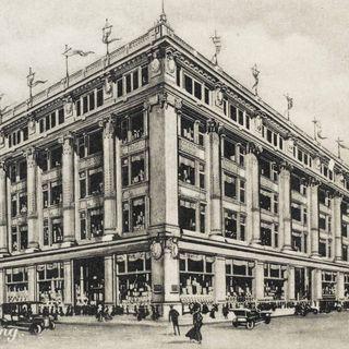 Harry Selfridge eröffnet ein Kaufhaus in London (am 15.03.1909)