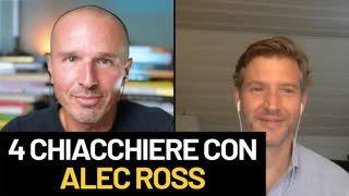L'Italia può sfidare le big tech? 4 chiacchiere con Alec Ross