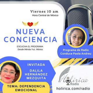 Nueva Conciencia entrevista con Dalila Hernandez