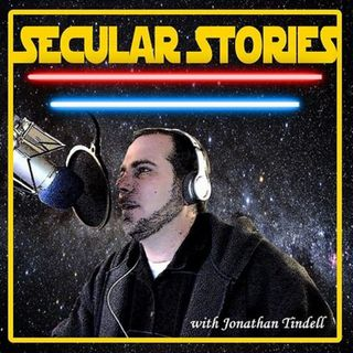Secular Stories - Interview With Cash Feuerstein (Atheists On Air)