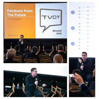 Radio ITVT: Otter Media Keynote at TVOT SF 2018