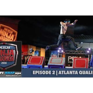 American Ninja Warrior 2016 | Episode 2 Atlanta Qualifying