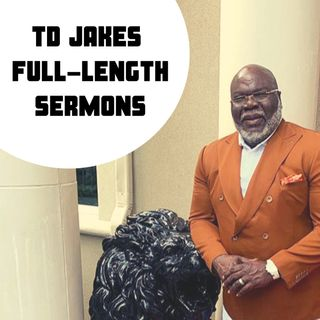 #1 - Bishop TD Jakes: Crushing God Turns Pressure Into Power with Pastor Steven Furtick