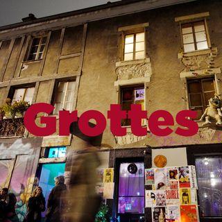 Les Grottes: Des squats au marché branché