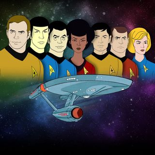 105: STAR TREK: TAS (Part 1 of 2) with Rich Schepis