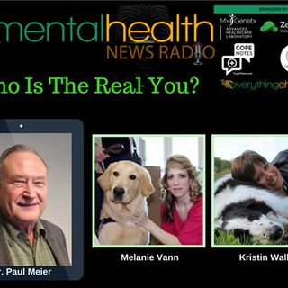 Round Table Discussions with Dr. Paul Meier: Who Is the Real You?