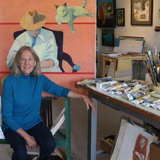 Artist Victoria Chick - Experience The Arts in Silver City, New Mexico