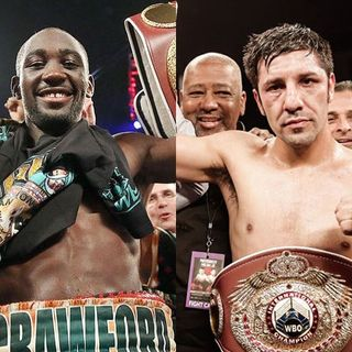 Inside Boxing weekly W/Kermit Cintron, Crawford-Molina Preview!
