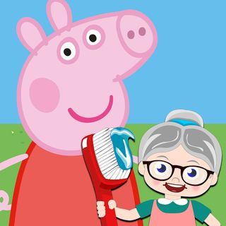 Peppa Pig - Toothbrush Stories