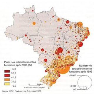 PodGeo - Desconcentração Industrial No Brasil