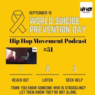"""Episode 51 - Ron """"Bee-Stinger"""" Savage Talks Suicide & Bullying"""