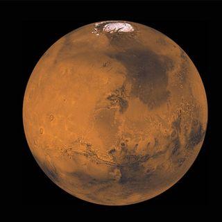 Marte oscillante