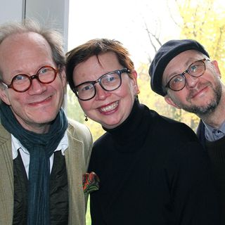 Per Naroskin, Maja Aase och Johan Hakelius