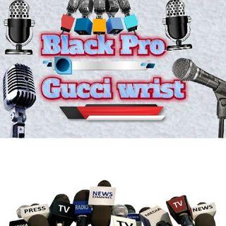 Black Pro-Gucci Wrist