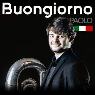 #83 Gianmario Strappati - il giro del mondo con la tuba