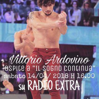 Il sogno continua - Intervista a Vittorio Ardovino (Amici 17)