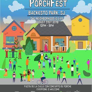 Graceland Live at PorchFest 2019