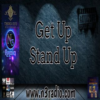 Get Up Stand Up with Robert October 15, 2019