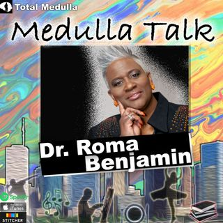 Education with Dr. Roma Benjamin, The NFL, and Black Panther