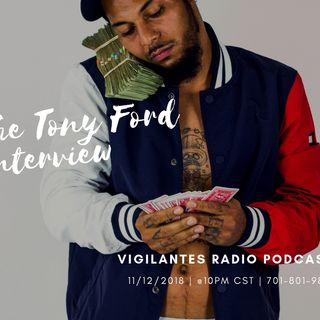 The Tony Ford Interview.
