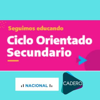 Educar Ciclo Orientado - Radio Nacional - CADERO