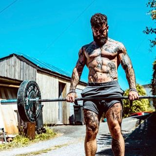 Episode 133 - with Scott Brits - Founder of Battle Cancer and Functional Fitness Athlete
