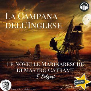 LE NOVELLE MARINARESCHE DI MASTRO CATRAME • 4 ☆ E- Salgari ☆ Audiolibro ☆