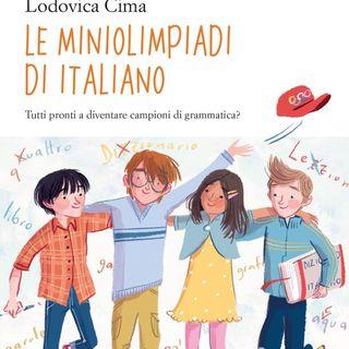 """Lodovica Cima """"Le miniolimpiadi di italiano"""""""