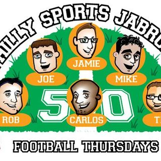 Philly Sports Jabroni's: Season's Not Over Greetings