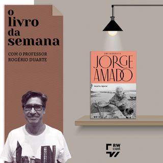 Biografia de Jorge Amado atravessa história da Bahia e do Brasil