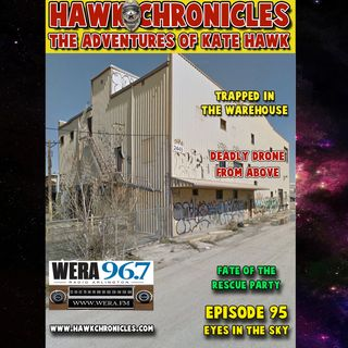 "Episode 95 Hawk Chronicles ""Eyes In The Sky"""