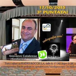 Radiografia Scio' - N.3 del 17-10-2015